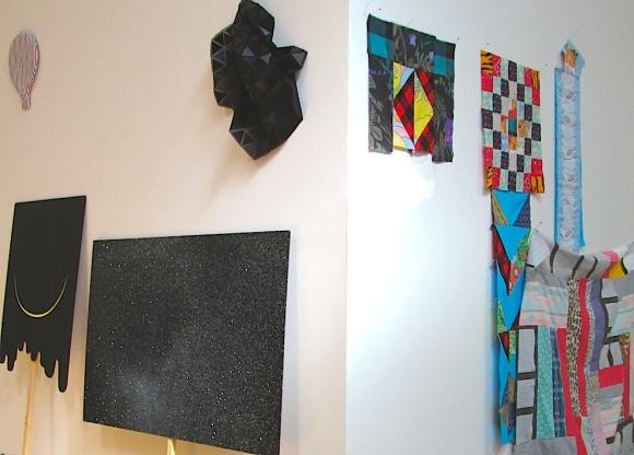 eliza fernand  +  sarah applebaum  =  open studio